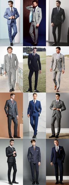 14289703a5 The Groom s Guide To Wedding Wear  The Double-Breasted   Three-Piece  Lounge… Robert s · Trajes De Boda Para Hombres