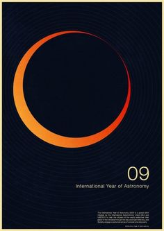 International Year of Astronomy 2009 - Posters Giveaway #disenobasico