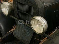 Opel der Zwanziger Jahre mit  Patina bei den Golden Oldies in Wettenberg Krofdorf-Gleiberg bei Gießen in Hessen