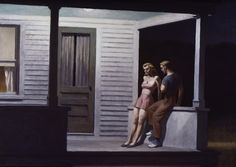 Edward Hopper | conundrum