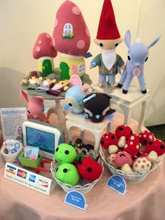Holy Craft: A good display for your next craft show