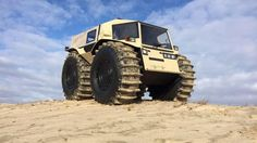 The Sherp ATV is the life-size Tonka truck you've been craving since childhood | Fox News