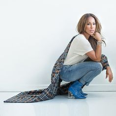 What's coming next? The few among us who can answer that question can create their own success. Read more from Marjorie Harvey on The Lady Loves Couture! The Lady Loves Couture, Love Couture, Majorie Harvey, Style And Grace, My Style, Chanel Coat, Grown Women, Latest Fashion Trends, Editorial Fashion