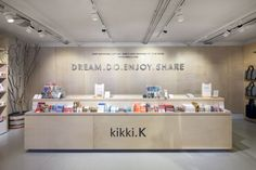 Global Swedish design brand kikki.K has made its first retail appearance in the UK with a London pop-up store designed by Dalziel & Pow.
