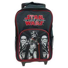Mochila Star Wars http://www.milideaspararegalar.es/producto/mochila-star-wars/