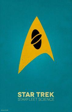 Starfleet science - Psychiatry in my case :-)