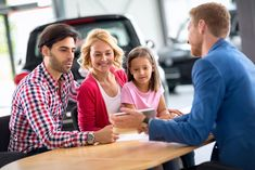 Car loan dealers don't provide credit services to people who are unemployed and want to get a car loan despite their bad credit histories