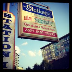 The Station Inn in Nashville, TN Door open at 7pm, shows start at 9pm. No reservation.
