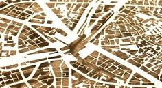 Image result for art with maps