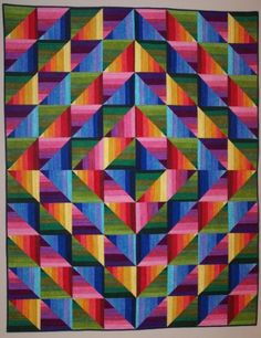.Great color use in this quilt