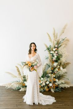 31 Astonishing Christmas Wedding Dresses Ideas To Inspire You Christmas Wedding Dresses, Fairy Wedding Dress, Lilac Wedding, Perfect Wedding Dress, Boho Wedding, Floral Wedding, Wedding Colors, Wedding Bouquets, Wedding Trends