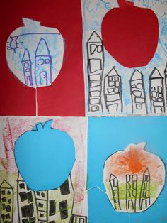 Kindergarten Art Class: RECOGNIZING THE René Magritte