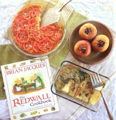 Food Adventures (in fiction!): Mini Springtide Sunfeast from The Redwall Cookbook