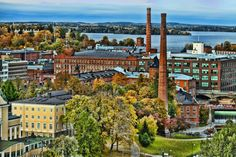 Tampere Finland.