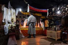 Guru Rinpoche's cave at Takthok Monastery - Ladakh, Northern In by Andrea Schieber Cave, India, Caves, Indie, Indian