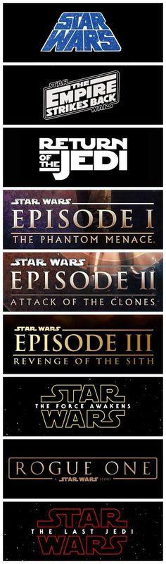 Star Wars   Movie Logo