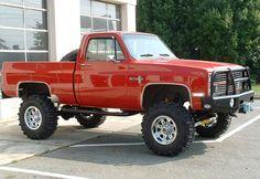 1986 3/4 Ton Chevy Silverado