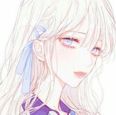 credit to owner/artist . Art Anime, Chica Anime Manga, Manga Girl, Anime Art Girl, Kawaii Anime, Cool Anime Girl, Pretty Anime Girl, Beautiful Anime Girl, Korean Anime