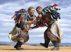 Inner Mongolia wrestling