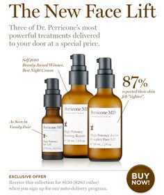 Perricone Md, Most Powerful, New Face