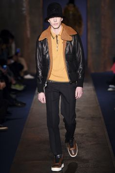Coach 1941 Fall 2016 Menswear Fashion Show