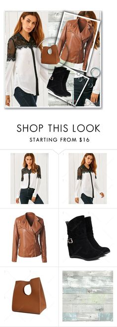 """#Stil autumn 13/14"" by amrafashion ❤ liked on Polyvore featuring Wall Pops!"