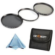 K&F Concept 72mm Slim UV CPL ND4 Filterset Objektiv Filter Set Schutzfilter Graufilter ND Farbfilter Neutrale Dichte 5 teiliges Kamera Filter Zubehör für Canon 7D 60D 70D 500D Nikon D7000 D600 D300 D800 D7100 Sony A77 NEX 5 DSLR Kamera + Reinigungstuch + Filtertasche - http://kameras-kaufen.de/k-f-concept/k-f-concept-72mm-slim-uv-cpl-nd4-filterset-objektiv