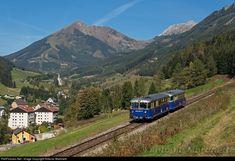 Net Photo: 5081 Erzbergbahn 5081 at Vordernberg , Austria by Antonio Martinetti Austria, Mountains, Nature, Travel, Naturaleza, Viajes, Destinations, Traveling, Trips