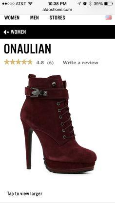 Aldo boots... Love!!