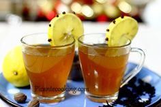 Przepis na aromatyczny grog na bazie herbaty, z przyprawami i sokiem z cytryny. Taki napój rozgrzeje nie tylko ciało, ale i umysł.
