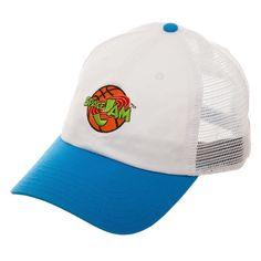 b5d4973a904 Baseball cap · Space Jam Hat w  Mesh Back - Adjustable Hat w  Space Jam  Logo Gift