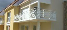 Garde-corps aluminium décoratif free art zeral horizal