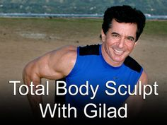 Hit a plateau with running so bringing Gilad back into my workout mix.