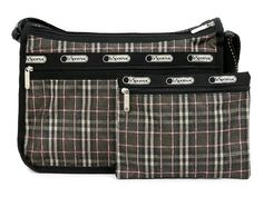 LeSportsac Deluxe Everyday Bag - Persing Plaid