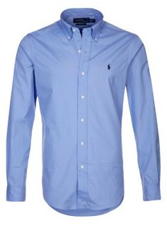 Polo Ralph Lauren CUSTOM FIT - Finskjorte - dress blue - Zalando.no