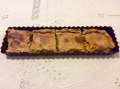 torta salata con zucca