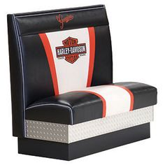 H-D™ Nostalgic Bar & Shield Diner Booth at ACE Branded Products