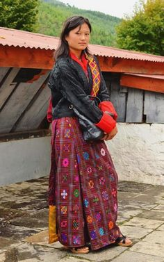 Bhutan fashion: The unique street style scene in a country with a national dress code