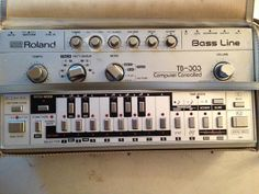 MATRIXSYNTH: Roland TB-303 Bassline Synthesizer