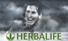 The Great Pyramid of Herbalife Sponsors Leo Messi