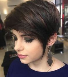best short hairstyles for women over 40 chic pixie haircut 11