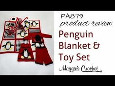Maggie's Crochet · Penguin Collection Pattern  6.39
