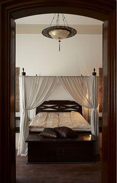 Beautiful bedroom design idea