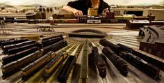 The San Diego Model Railroad Museum puts family fun on track.