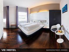 V8 Hotel: Barrierefreie Zimmer