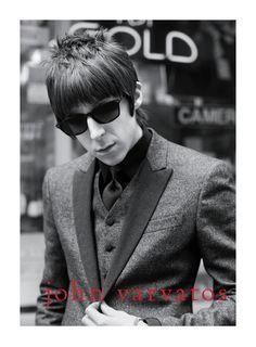 Miles Kane for John Varvatos
