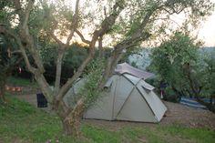 La Dolce Vallata - Bed & Breakfast Le Marche Italië; 6 campingplaatsen