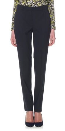 Lula Tailored Trouser from Whistles are a great alternative to your jeans and can be worn dressed up or down, look at the other items on this board for what you could wear them with.