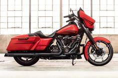 Harley-Davidson Street Glide Special o puro prazer da estrada