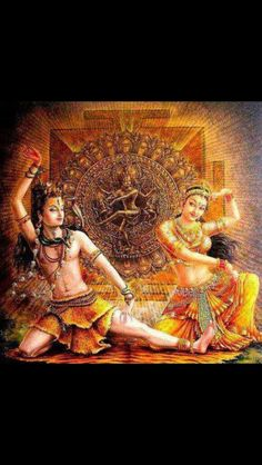 Shakti and Shiva.A lot of tantric images show Shiva and Shakti in physical union, but the reality is they are already united in one body and mind and soul.as depicted by the Ardhanareshwar form where one half of Shiva is Parvati/Shakti/Durga Shiva Shakti, Shiva Hindu, Shiva Art, Durga Maa, Pictures Of Shiva, God Pictures, Lord Shiva, Lord Krishna, Sanskrit